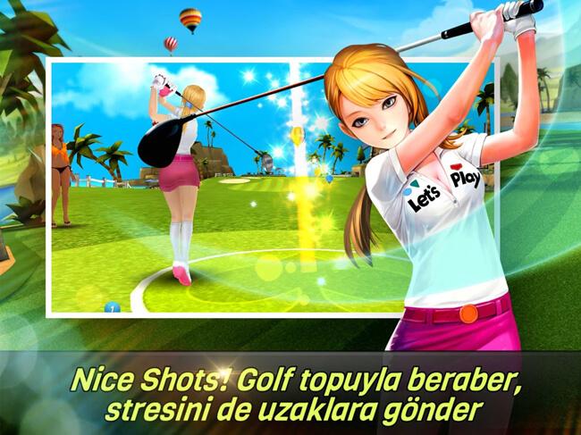 netmarble nice shot golf mobile game image 1