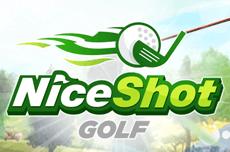 nice shot golf mobil logo 1